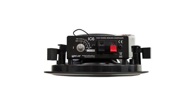 Ecler-in-ceiling-loudspeaker-IC6BK-side-lr